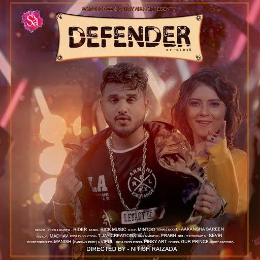 RiDer альбом Defender