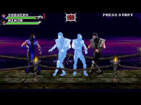 MK Outworld Assasins v2.0 Fifth Stage