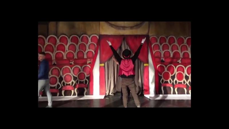 История Циркового задника