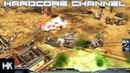 Command & Conquer Generals: Zero Hour - FFA - Доминация лазера