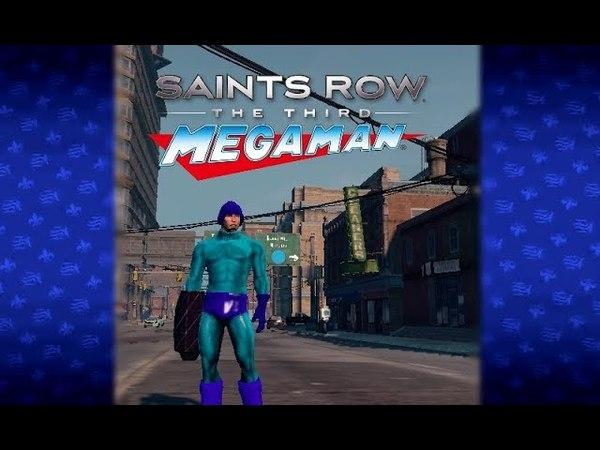 Saints Row: The Third (PC) - Creating Megaman - Gameplay