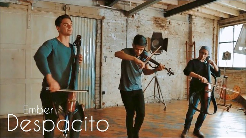 DESPACITO - Luis Fonsi (Violin and Cello Cover by EMBER)