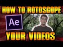 How to Use Advanced Roto Brush in Adobe After Effects CC