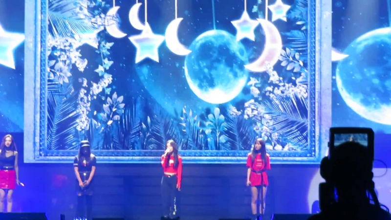 180520 Wonder K Concert| Red Velvet - Moonlight Melody [Fancam]