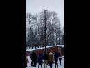 Масленица 2018г.в Держинки, столб.