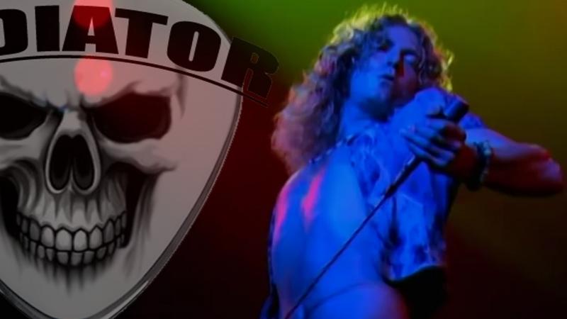 Led Zeppelin - Black Dog (с переводом)