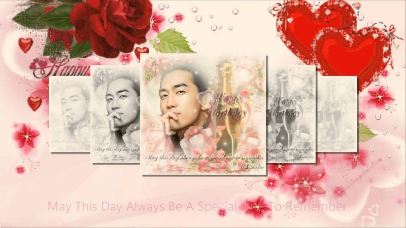 Song Seung Heon ~Happy Birthday 2015