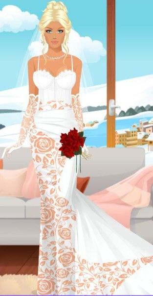 Есть невесты стандартные, а есть и нестандартные) и топе конкурса мы н