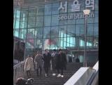 INSTAGRAM 171205 lime_rh @ EXO's Sehun