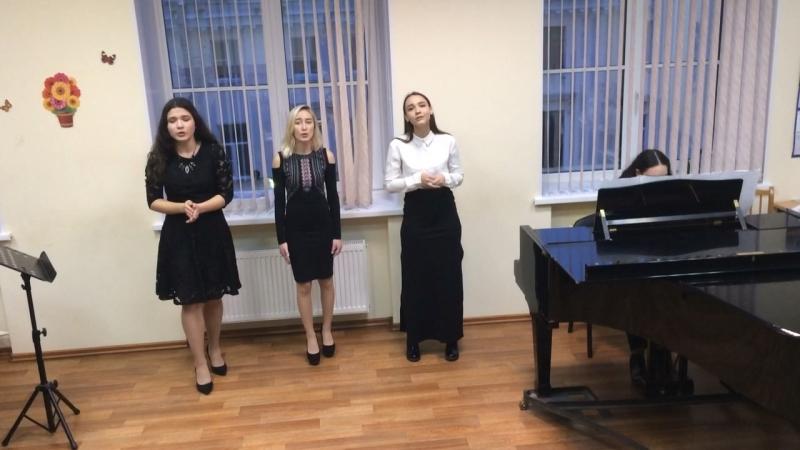Концертмейстерский конкурс. ЛОККИИ 2017.