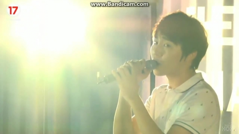 """140712 Seungkwan Solo - """"You Dont Know Love"""" by K.Will"""
