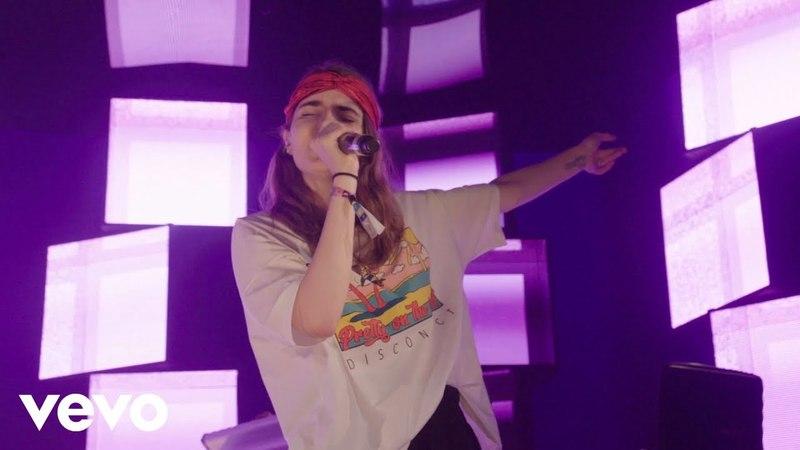 Bülow - SAD AND BORED (Live) - Vevo @ The Great Escape 2018