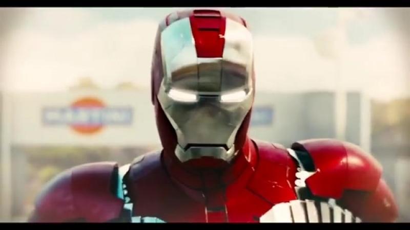Tony stark x iron man