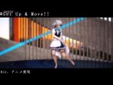 【東方MMD】 Get Up Move! 【ray mmd 1 4 0beta】REUPLOAD