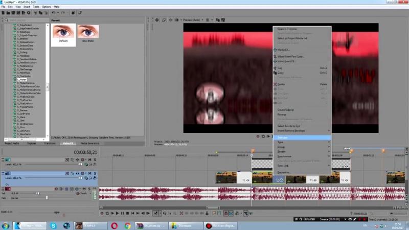 [Origon Cursed] Как делать годные эдиты?/Обучение эдитингу в Sony Vegas Pro(Скандал спс за дизы)