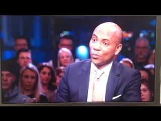 BIGBANG on dutch tv
