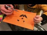 Как изготовить праздничные фонарики на Halloween / Jack O'lanterns for Halloween