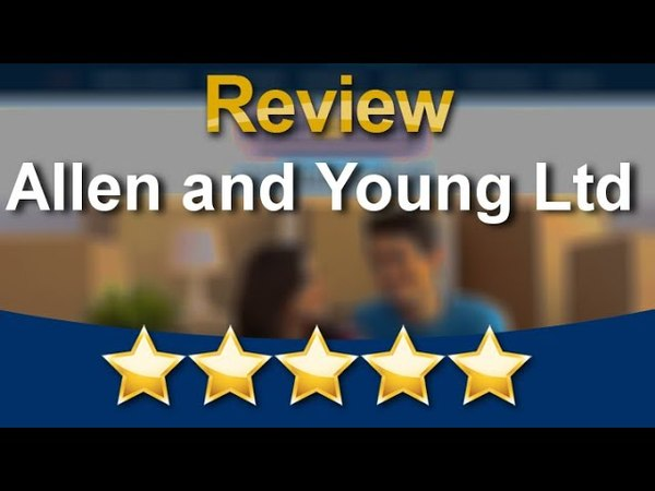 Allen and Young Removals London Moving and Storage London Superb Five Star Review by L Proffi