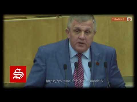 Коломейцев - депутатам Госдумы! Чем отличается циничность чиновника от небрежности!