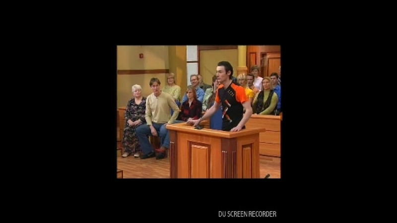 Федеральный судья (Первый канал, декабрь 2005)