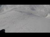 Спуск во время лавины
