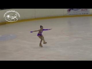 Выступление Ксении Моченовой