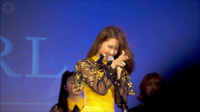 · Fancam · 180602 · OH MY GIRL (Jiho focus) - Play Game № 1 - Gashina(SUNMI) · 1st Fan Concert In Taipei ·