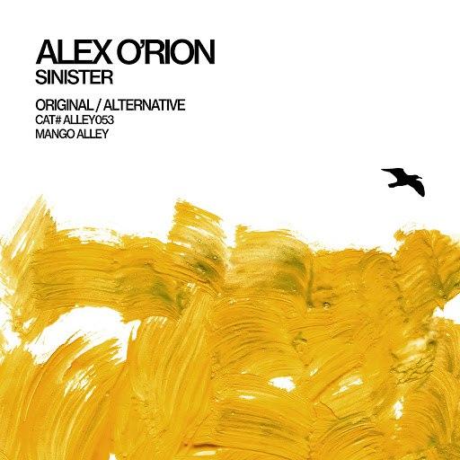 Alex O'Rion альбом Sinister