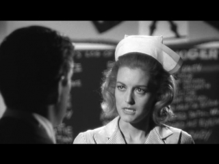 Обнаженный поцелуй (1964) /др.название - Голый поцелуй/