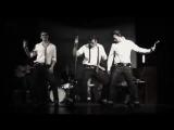 The Baseballs - Umbrella (ft. Elvis Presley)