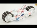 Робот-мотоцикл CIC 21-753 на энергии соленой воды
