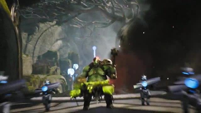 My nigga Shrek in Paragon · coub, коуб