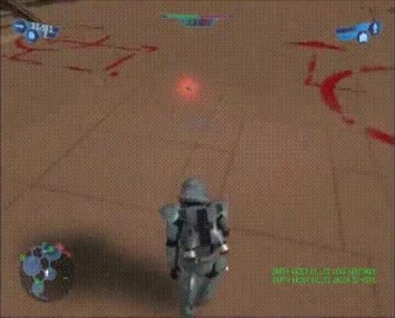 Grenade jump