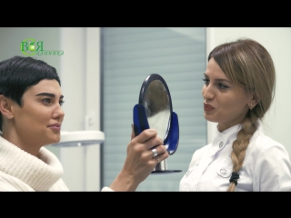Ботулинотерапия   косметолог Абдуллаева Карина   Своя клиника   Ботокс Спб