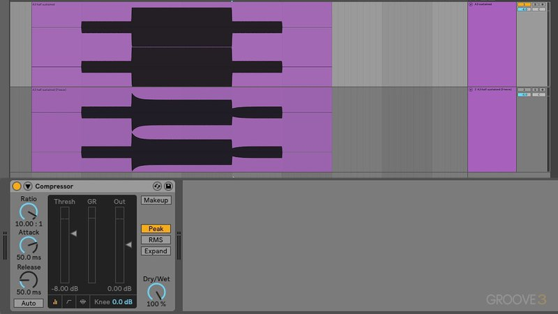 Compression Basics (Electronic Music Producer's Guide: Dynamics Compression)