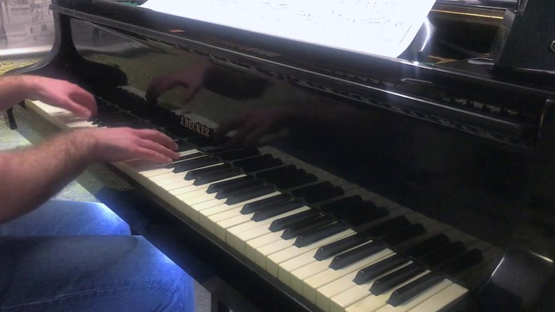 Deborah's Theme / Once Upon a Time in America piano cover