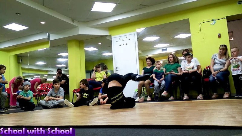 Best B-boy - Final Battles (School with School 3)