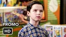 Young Sheldon 1x18 Promo A Mother a Child and a Blue Man's Backside HD