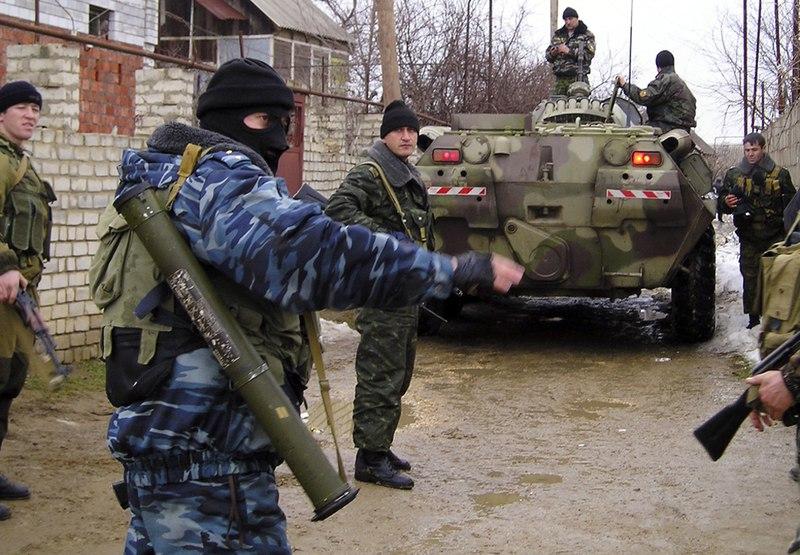 В Зеленчукском районе ликивидированы пятеро боевиков