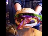Бургер весом 3,5+ кг!