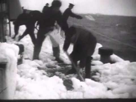 Великая Отечественная Война 1941-1945. Сражение на море 10с