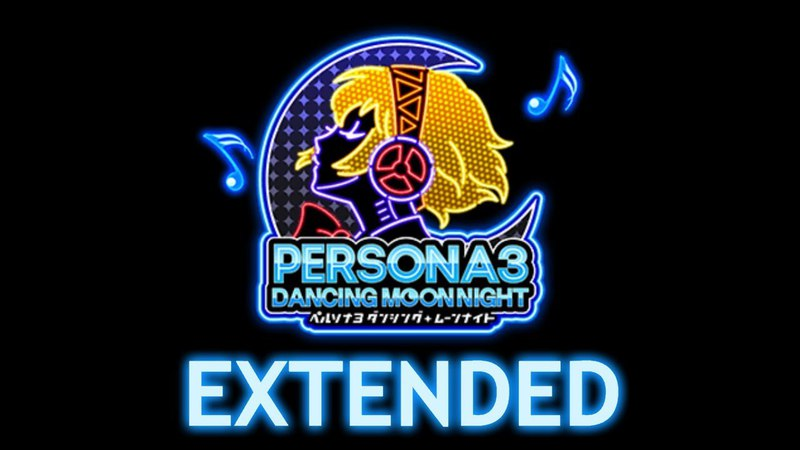 Persona 3 Dancing Moon Night - Burn My Dread (Novoiski Extended Remix)