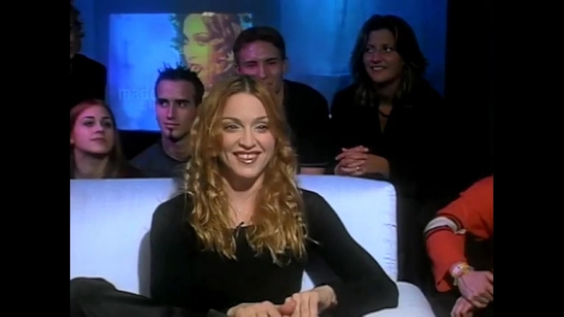 Madonna - Muchmusic Interview Canada 1998
