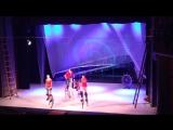 Беспризорники Break Dance и Джамперы