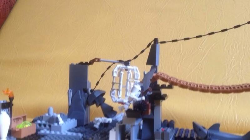 LEGO. Пираты Карибского моря