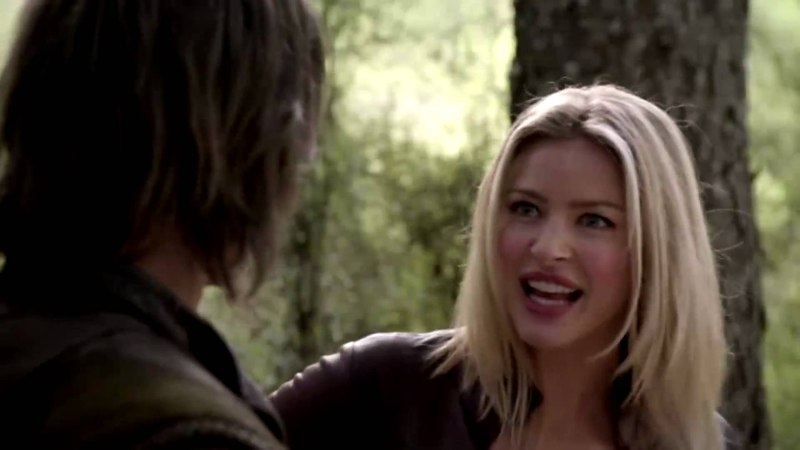 Cara - Princess - funny moment - Legend Of The Seeker