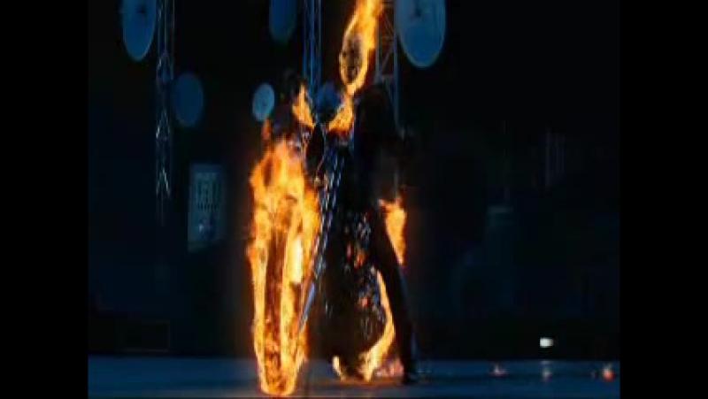 Judas Priest - Leather Rebel (Ghost Rider)