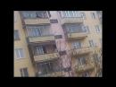 Прыжок под спайсом с пятого этажа