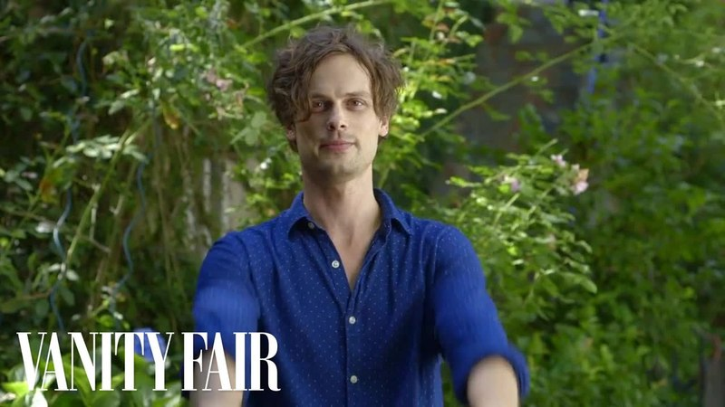 Why Matthew Gray Gubler Lives in a