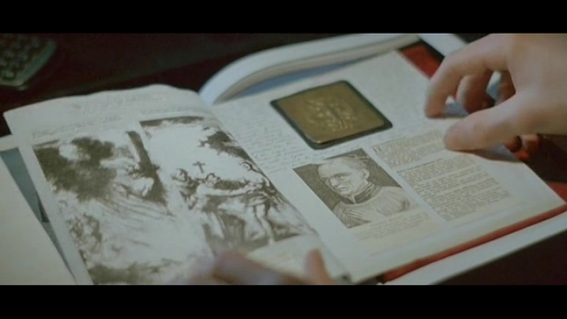 Читая мысли \Криминальный триллер, Австралия, Великобритания (реж. Грегори Рид). 2006 г.